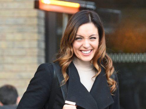 Amy Dowden (PA)
