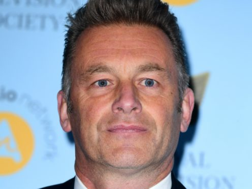 Chris Packham will present the BBC Two show with Gillian Burke and Iolo Williams (Ian West/PA)