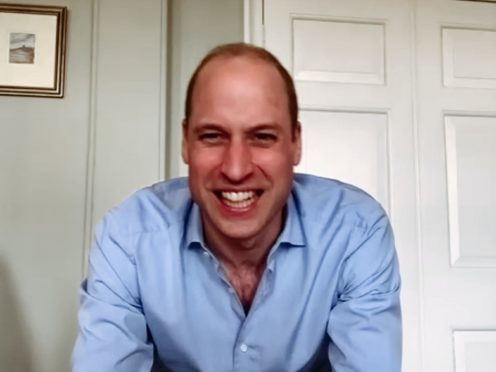 The Duke of Cambridge has been an advocate for mental health awareness ( Kensington Palace/PA)