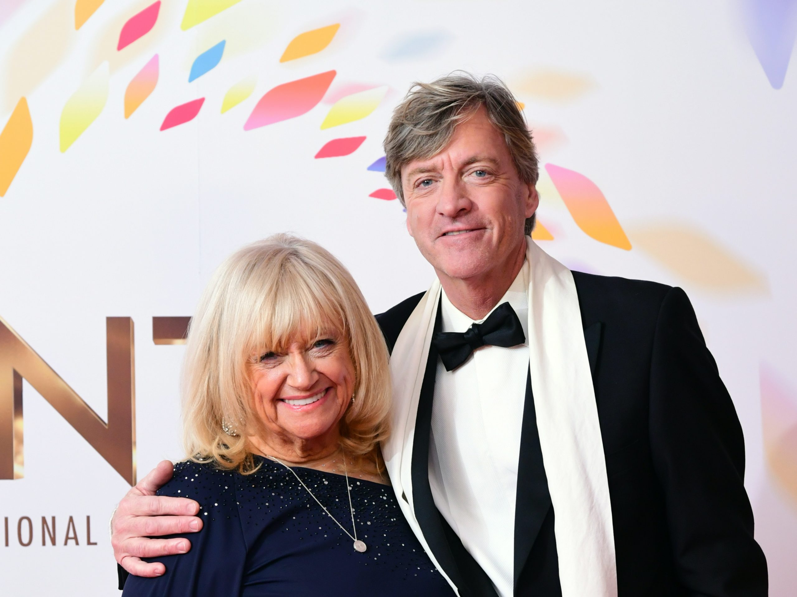 Richard and Judy offer advice to couples in lockdown