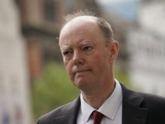 Professor Chris Whitty, the Chief Medical Officer for England is a member of Sage (Aaron Chown/PA)