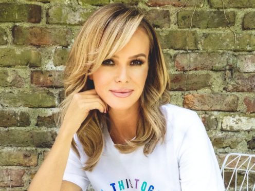 Amanda Holden said Simon Cowell 'fought very hard' to ensure Britain's Got Talent remained on air (The Outside Organisation/PA)
