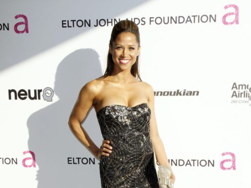 Stacey Dash married lawyer Jeffrey Marty in 2018 (PA)