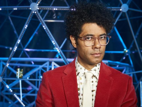 Richard Ayaode hosted a reboot of the 90s favourite (Ray Burmiston/Channel 4/PA)