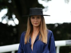 Millie Mackintosh has spoken about her daughter's birth (Steve Parsons/PA)
