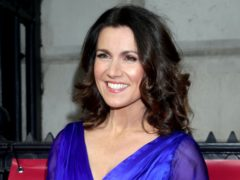 Susanna Reid used to present BBC Breakfast with Bull Turnbull (Yui Mok/PA)