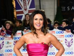 Susanna Reid said she is taking a step back from social media (Ian West/PA)