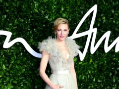 Cate Blanchett stars in TV drama Mrs America (Ian West/PA)