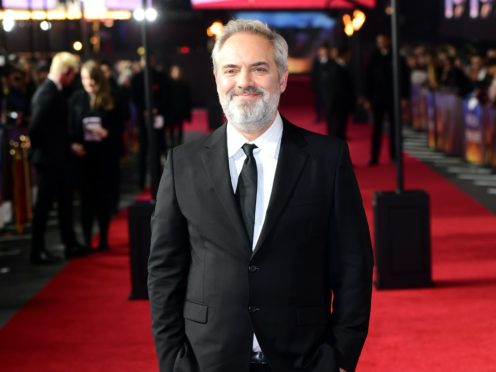 Sir Sam Mendes is trying to save theatres (Ian West/PA)