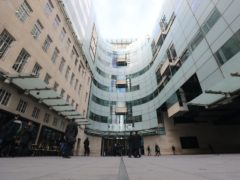 New BBC Broadcasting House (Aaron Chown/PA)