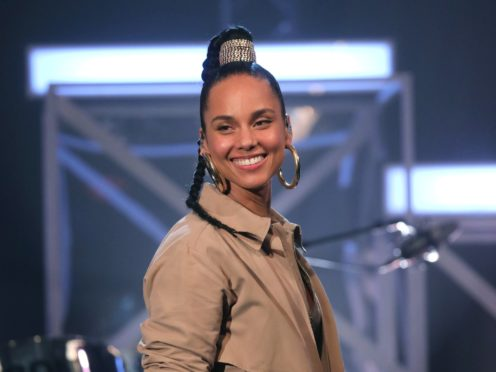 Alicia Keys said he hated being in her 20s (Isabel Infantes/PA)