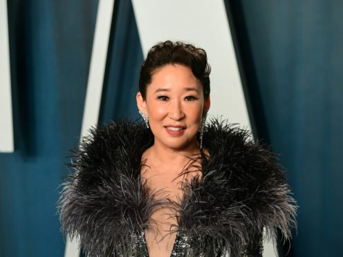 Sandra Oh is one of the leading characters in Killing Eve (Ian West/PA)