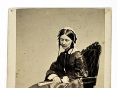An online auction raised more than £18,000 for the Florence Nightingale Museum, which is struggling amid the coronavirus pandemic (Florence Nightingale Museum/PA)