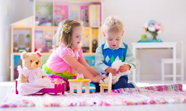Building blocks: Working with children to prevent future misery of domestic abuse