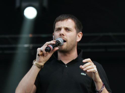 Mike Skinner of The Streets (Yui Mok/PA