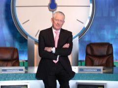 Countdown host Nick Hewer (Mark Johnston/Channel 4/PA)