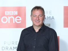 Line Of Duty writer Jed Mercurio (Isabel Infantes/PA)