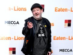 Johnny Vegas has previous experience with Macmillan (Ian West/PA)