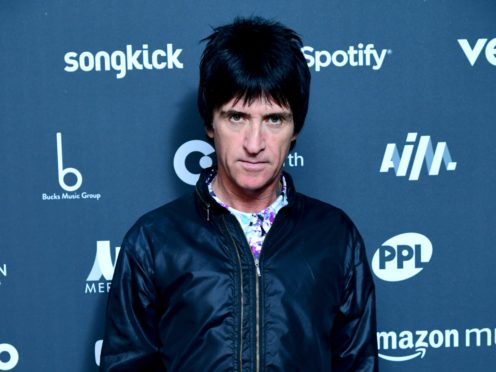 Johnny Marr and Peter Hook are among those to have paid tribute to Manchester-born singer Denise Johnson (Ian West/PA)
