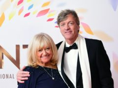 Richard Madeley and Judy Finnigan have launched a competition for aspiring authors (Ian West/PA)