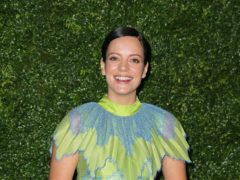 Lily Allen has previously opened up in her memoir My Thoughts Exactly (Isabel Infantes/PA)