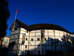 Shakespeare's Globe in London (John Walton/PA)