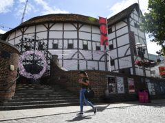 Shakespeare's Globe (Kirsty O'Connor/PA)