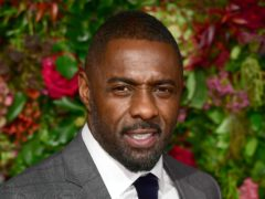 Idris Elba (Ian West/PA)