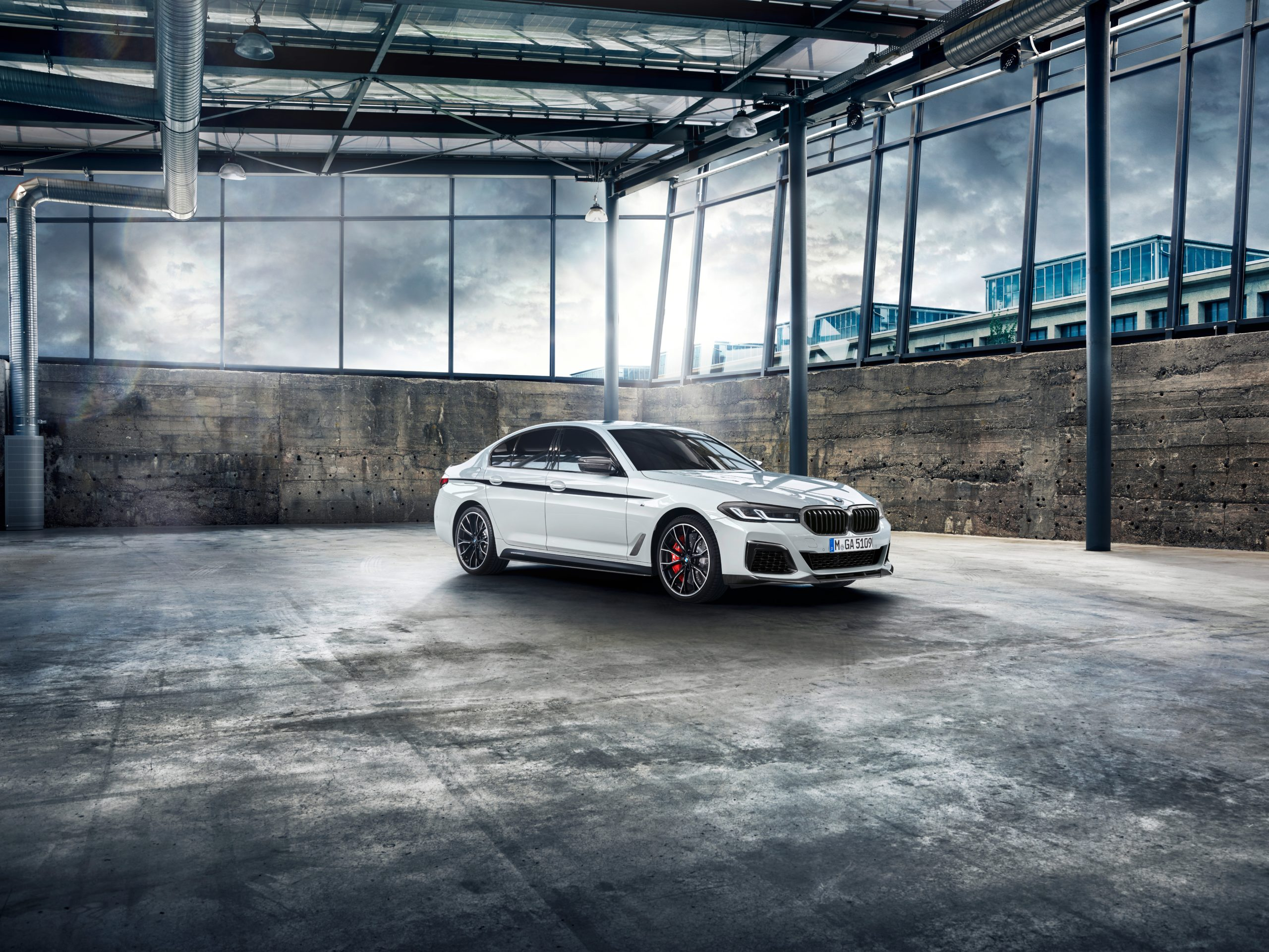 Bmw M Performance Parts Added To 5 Series And M5 Evening Express