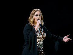 Adele has praised Beyonce (Yui Mok/PA)