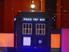 People will be able to take part in an immersive Dr Who experience (Ian West/PA)