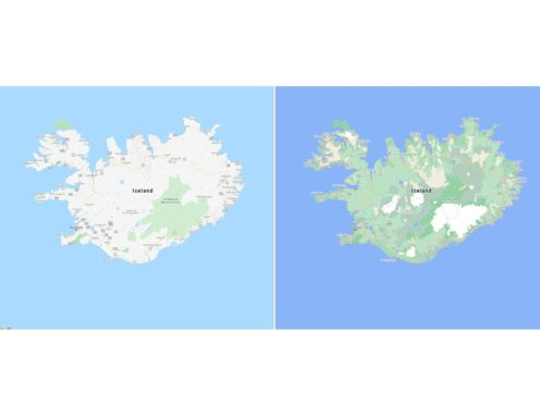 Google Maps adds greater detail in new visual update (Google/PA)