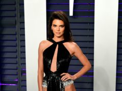 Supermodel Kendall Jenner has revealed she is a 'stoner' (Ian West/PA)