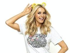 Tess Daly has presented Children In Need for 11 years (BBC Children in Need)