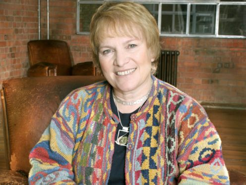 Libby Purves (Rolf Marriott/BBC/PA)