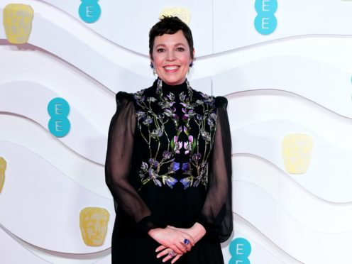 Olivia Colman is among the British nominees ahead of Sunday's Emmy Awards (Ian West/PA)