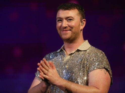 Sam Smith has announced their new album Love Goes will be released in October (Isabel Infantes/PA)
