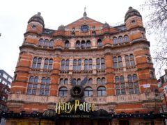 The Palace Theatre (John Walton/PA)