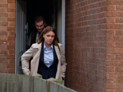 Keeley Hawes as Caroline Goode in new ITV drama Honour (ITV/PA)