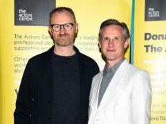 Mark Gatiss (left) and Ian Hallard (PA)
