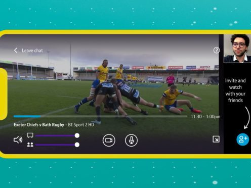 EE's has announced new Match Day Experience tools for iPhone (EE/PA)
