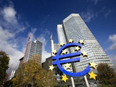 The ECB said further cash injections are in 'little doubt' due to new Covid-19 restrictions (John Walton/PA)