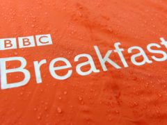 BBC Breakfast is celebrating its 20th anniversary (Andrew Matthews/PA)