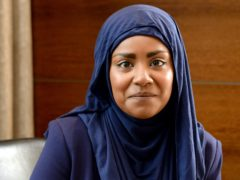 Nadiya Hussain (Anthony Devlin/PA)