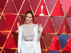 Chrissy Teigen's mother said her 'heart aches' after the model lost her baby following complications during her pregnancy (Ian West/PA)