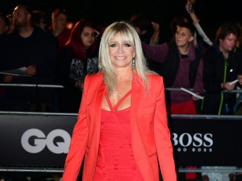 Jo Wood has relocated to Northamptonshire and says 'everyone needs a bit of country life' (Ian West/PA)