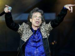 Mick Jagger (Jane Barlow/PA)