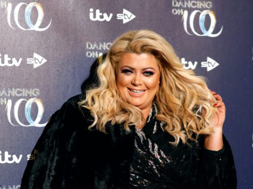 Gemma Collins (David Parry/PA)