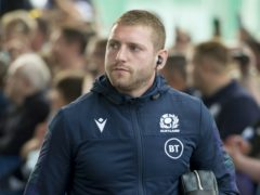Finn Russell is ready to make his Scotland return against Georgia (Ian Rutherford/PA)