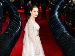 Angelina Jolie said she hopes the books will be a guide that young people can carry with them (Ian West/PA)